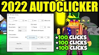 HOW TO GET THE *FASTEST* AUTO CLICKER in Roblox! (WORKING 2021)