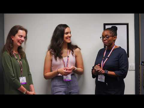 Naomi Rasmussen and Nikki Nabavi interview Dr Lade Smith: Congress programme