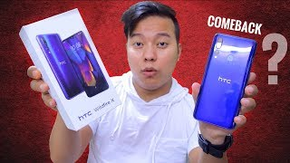 HTC Wildfire X Unboxing & Overview - ComeBack ??