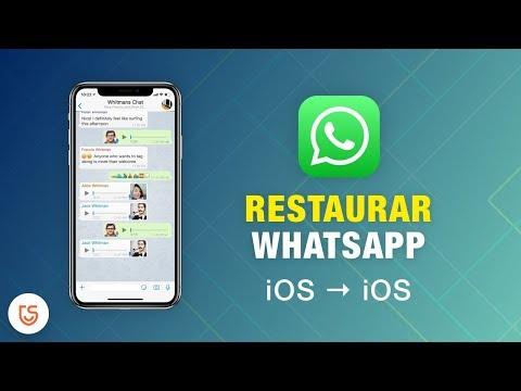 restaurar copia de seguridad whatsapp iphone