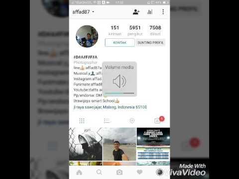 Video Cara membuat bisnis di instagram!! #instagram