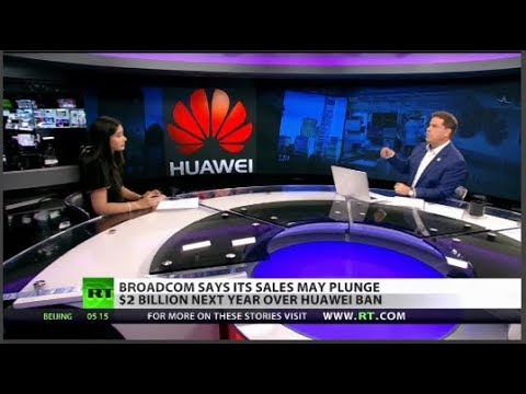Huawei Sanctions To Cost US Tech Firm $2 Billion