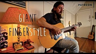 Giant (Calvin Harris) - Guitar Fingerstyle Loop Instrumental