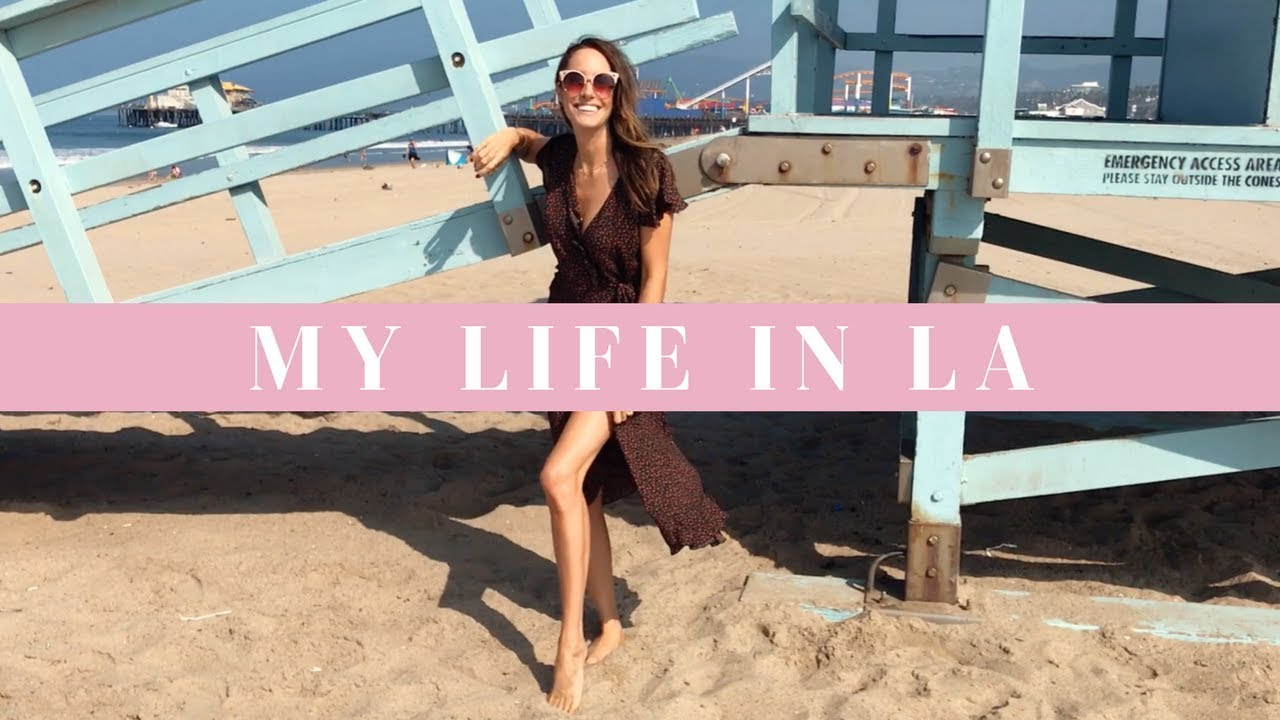 Vlog 11 | My Life Here In LA!