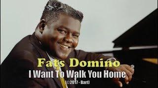 Fats Domino - I Want To Walk You Home (Karaoke)