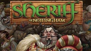 Sheriff von Nottingham - Brettspiel - First Look - Spielwarenmesse