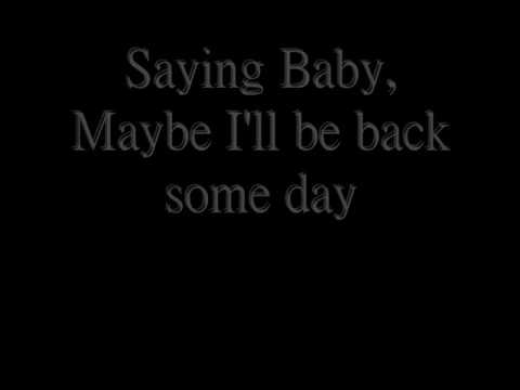 "Hootie  & The Blowfish ""Let her cry"" (Lyrics)"