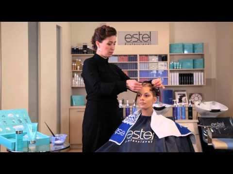 Ламинирование волос iNeo-Crystal от ESTEL Professional