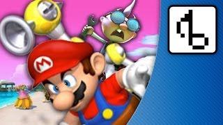 Super Mario Sunshine WITH LYRICS - brentalfloss