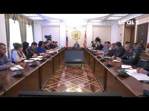 Во всех школах Челябинска продлили карантин, расслабляться рано видео