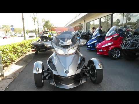 2011 Can-Am Spyder® RT SM5 in Sanford, Florida - Video 1