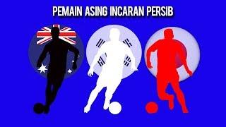3 Pemain Asing Incaran Persib Bandung, Ada Nama Mantan Pemain Timnas Korea