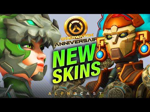 OVERWATCH A 4 ANS ! ► Nouveaux skins Anniversaire 2020