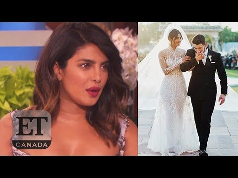 cd6777ea5e Priyanka Chopra Talks Epic Wedding To Nick Jonas