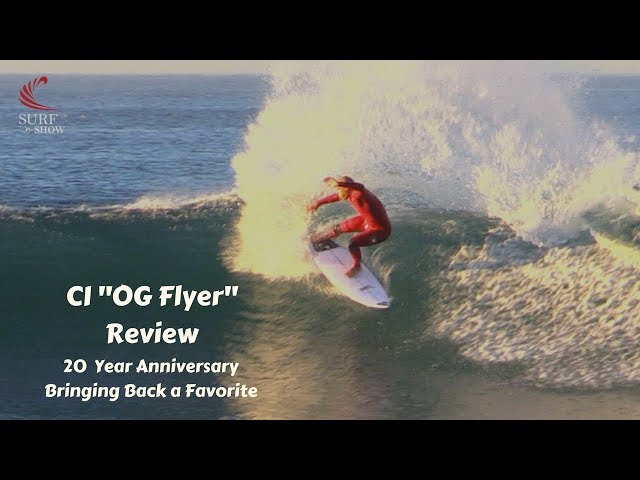 "Channel Islands ""OG Flyer"" Surfboard Review with Noel Salas Ep.40"