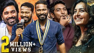 Vetri Maaran's Epic Reply for why are you always Serious? Asuran Family's Priceless Reactions