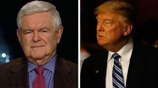Newt Gingrich on Donald Trump