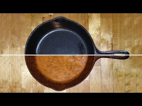 How to Restore, Season, Clean, and Cook with Cast Iron