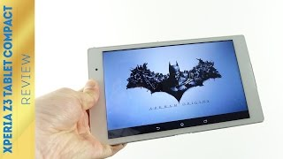 Sony Xperia Z3 Tablet Compact Test!