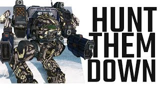 Hunt them down with the Heavy Medium/ATM Linebacker ★ Mechwarrior Online The Daily Dose #443