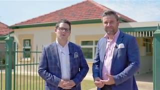 16 Press Road, Brooklyn Park with Laurie Berlingeri & Michael Walkden - Adelaide Real Estate SA -