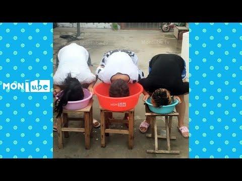 Coi cấm cười 2018 ● Những khoảnh khắc hài hước và lầy lội P5