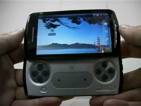 PlayStation Phone Caught On Video