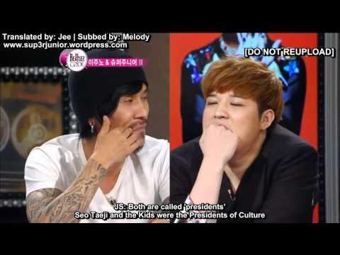 Mnet 'The Beatles Code' Part 2 – Super Junior [ENG SUB]  