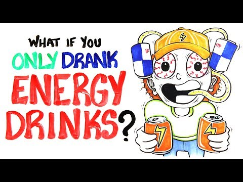 How Many Energy Drinks is Too Many?