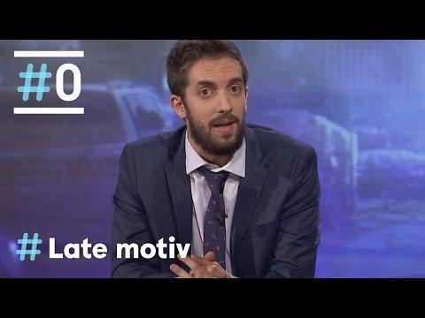 Late Motiv: Noticias Oscarísimas, con David Broncano y Quequé #LateMotiv195 | #0