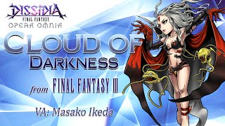 DISSIDIA FINAL FANTASY OPERA OMNIA - Cloud of Darkness