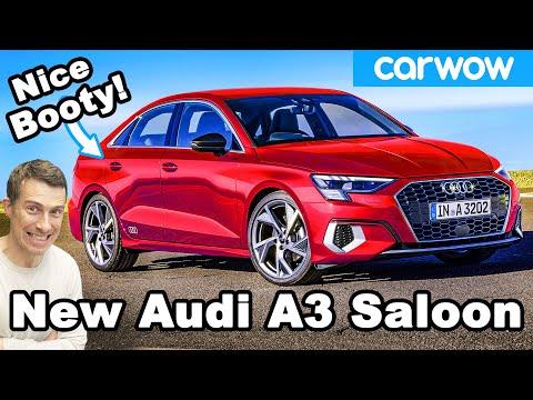 External Review Video O6fZDiaic0Y for Audi A3 Sportback (4th gen, Typ 8Y)