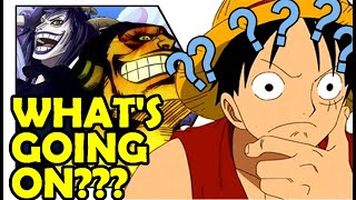 Why Are Toei And Funimation Being Silent On One Piece Stampede And Punk Hazard Dub?!