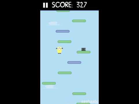 minons jump обзор игры андроид game rewiew android