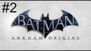 preview picture of video 'Batman: Arkham Origins Walkthrough Part 2 - Batsy'
