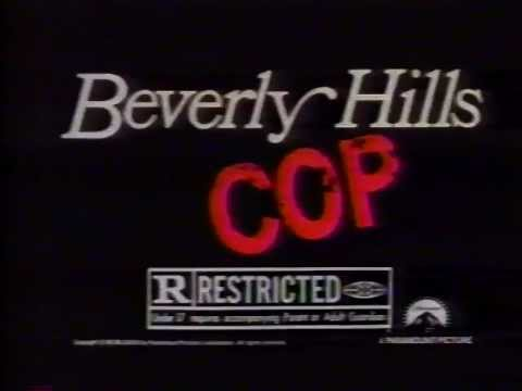 Beverly Hills Cop Movie Trailer