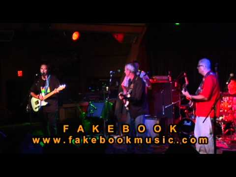 The band FAKEBOOK at the Belly Up HD