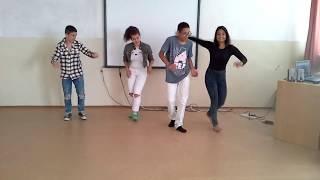 Kiko tanec 2017 Čerenčany