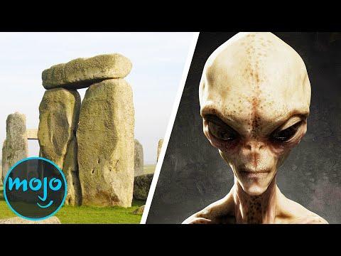 Top 10 mysteries die waarschijnlijk NOOIT zullen worden opgelost