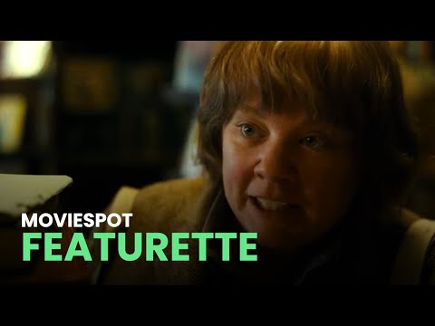 Video trailer för Can You Ever Forgive Me (2018) - Featurette - A Literary World