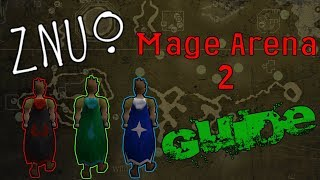 OSRS - MAGE ARENA 2 - 2018
