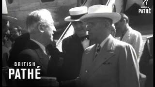 Byrnes Met By Truman (1946)