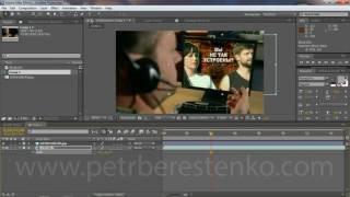 118 Обработка видео в Adobe After Effects