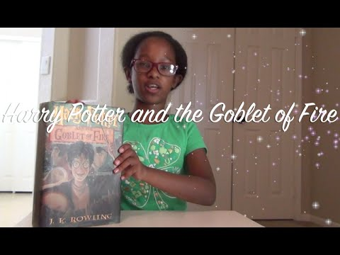 Harry Potter and the Goblet of Fire Book Review | Kids Book Reviews
