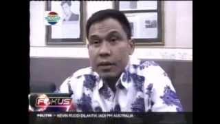 Alasan Munarman Jubir FPI Menyiram Sosiolog UI Di TVOne