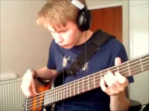 Audioslave - Drown Me Slowly (bass cover)