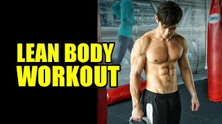 Circuit Training with a pair of Dumbbells by Jordan Yeoh Fitness