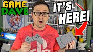 PlayStation Classic Mini - My REAL Thoughts!   Game Dave