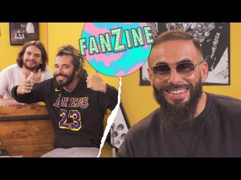 Fanzine #21 : Médine reprend Booba, Sch, Jul, Soso Maness... avec Waxx & C.Cole
