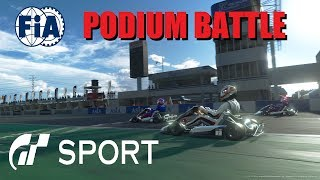 GT Sport Podium Battle - FIA Nations Round 3